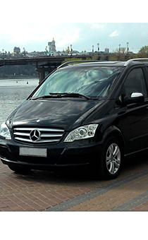 Минивэн такси Орджоникидзе - Алушта